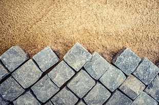 אבנים משתלבות לריצוף חוץ