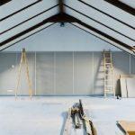 שיפוץ מקיף לעליית גג