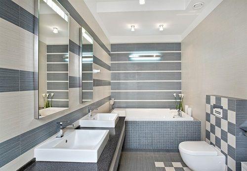 ריצוף קלאסי לחדר אמבטיה