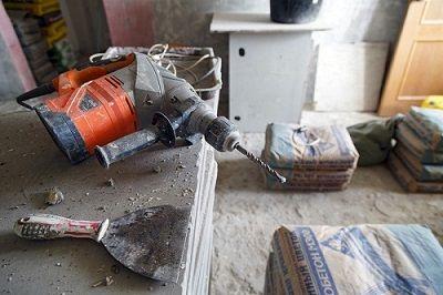 שיקום בטון בבניין משותף