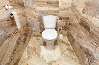 גרניט פורצלן בשירותים
