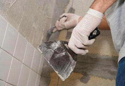 עבודות טיח באמבטיה