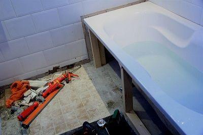 שיפוץ חדר אמבטיה בבני ברק