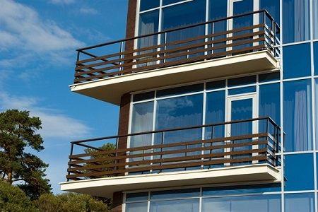 בניית מרפסת בטון