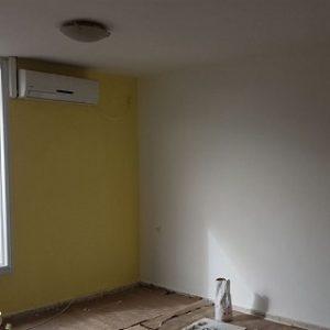 צובעים את הדירה בלבן