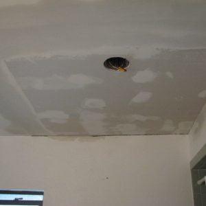 שיפוץ תקרה מגבס