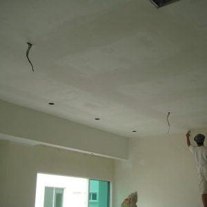 שיפוץ תקרה כולל צבע