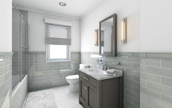 שיפוץ חדר אמבטיה הורים