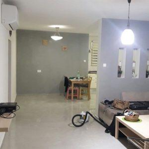 צביעת דירת 3 חדרים