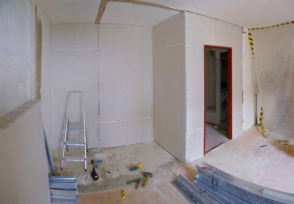 הוספת חדר כביסה בבניה קלה