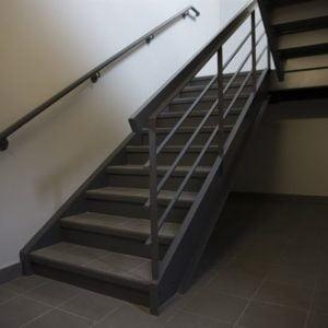 שיפוץ קומפלט לחדר מדרגות