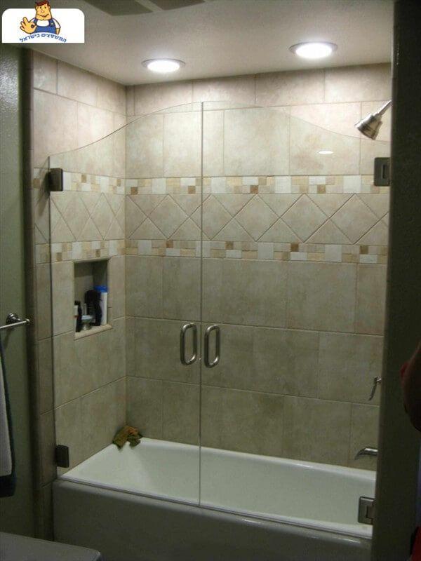 החלפת מקלחון לאמבטיה