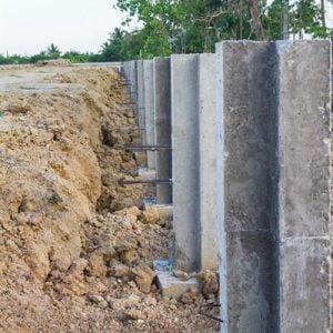 גדרות בטון