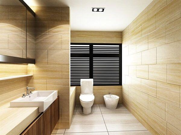 ריצוף וחיפוי חדר מקלחת