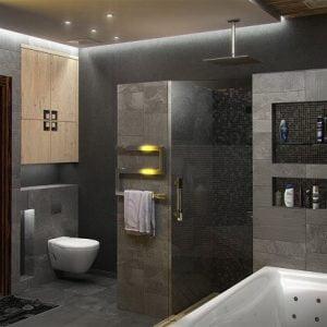 חיפוי מקלחת