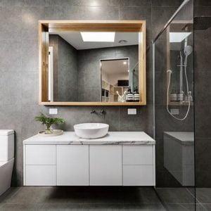 גרניט פורצלן במקלחת