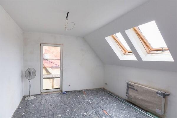 שיפוץ עליית גג בתל מונד