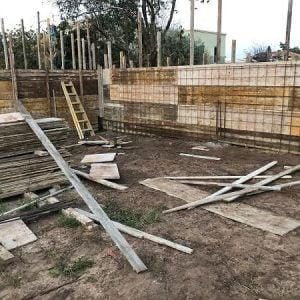 בניית חומה
