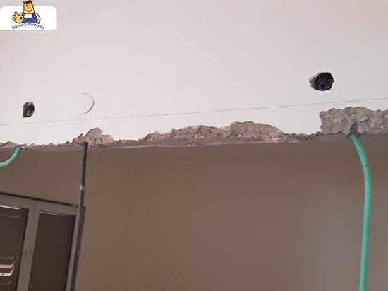 שבירת קיר בטון