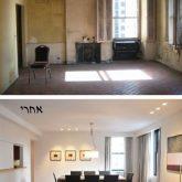 שיפוץ לפני ואחרי של דירה